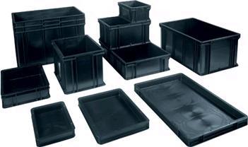 esd lagerbeh lter deckel u zubeh r esd schutz systeme. Black Bedroom Furniture Sets. Home Design Ideas
