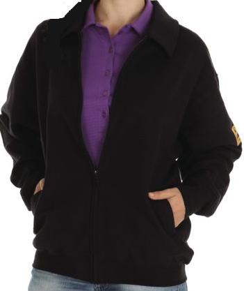 Sweat Jacke für Damen und Herren ESD Schutz Systeme